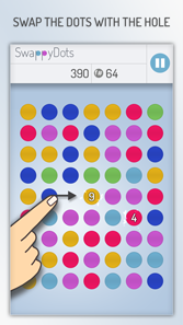 SwappyDots screen #1