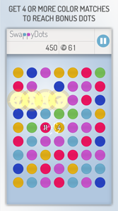 SwappyDots screen #3