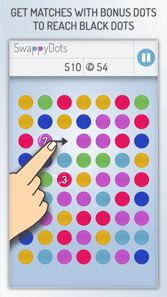 SwappyDots screen #4